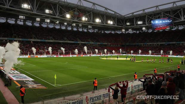 «Спартак»— «Уфа»: все голы матча