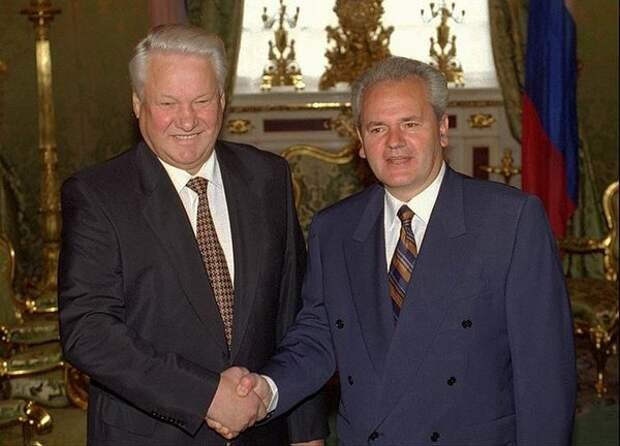 11 зарубежных друзей Ельцина
