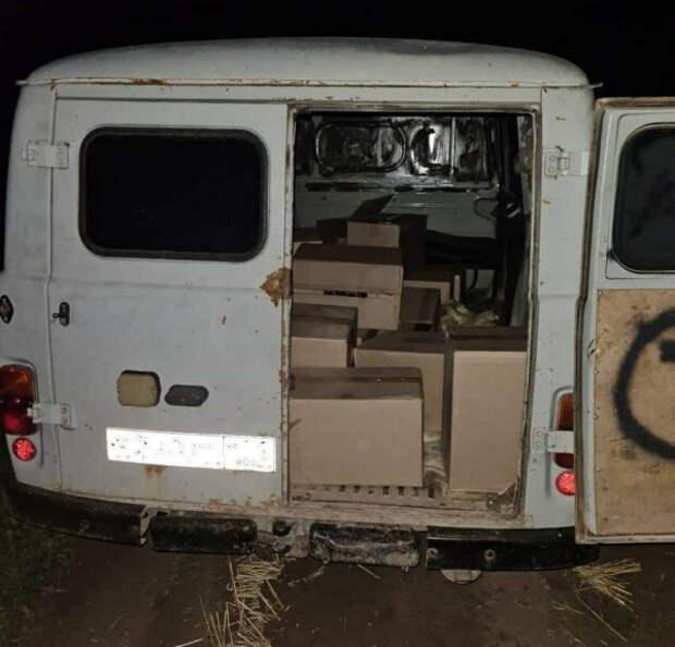 В Ростовской области контрабандист пытался прорваться через границу