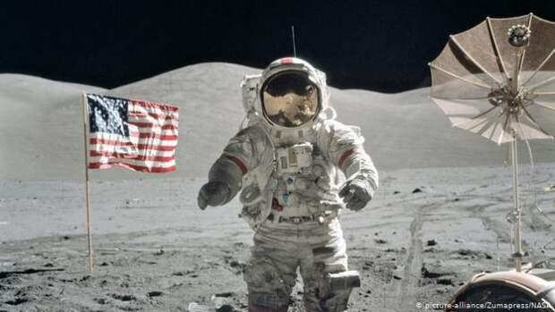 Пентагон планирует защищаться от России и Китая на Луне