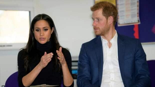 Опра отказалась быть крестной дочери принца Гарри