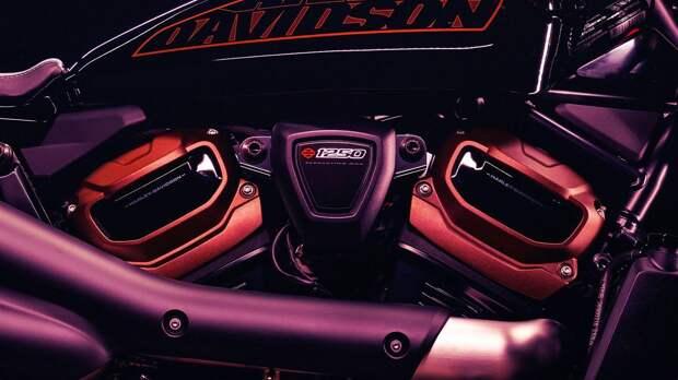 Новый спортивный Harley Davidson. Про скорую презентацию