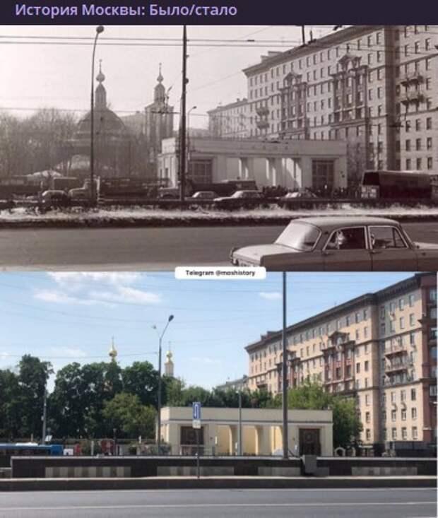 Фото дня: неизменные окрестности Ленинградки