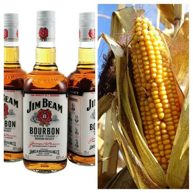 Вдруг забыл, как кукуруза выглядит. все для тебя.