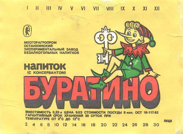 Какую газировку пили в СССР вместо «Колы» и «Пепси»? (ФОТО)