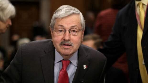 Посол США в Китае покинет свой пост в октябре
