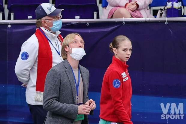 Чемпионат мира без Трусовой: спортсменка не вошла в состав команды