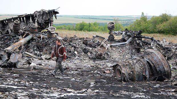 Майор ВСУ, бывший свидетелем уничтожения MH17, попросил убежища в России