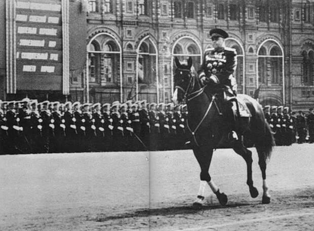 Жизнь маршала Василевского в фотографиях.
