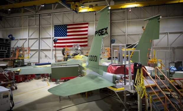 Истребитель F-15EX Eagle II и его место в ВВС США