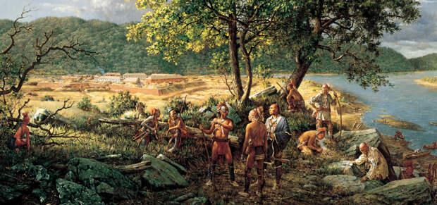 3 факта о том, зачем англичане дарили индейцам одеяла с оспой