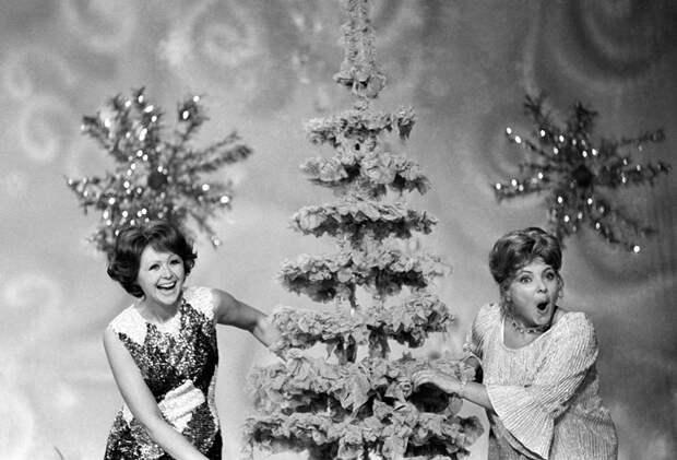 Советские иконы новогоднего стиля: законодательницы моды изтелевизора