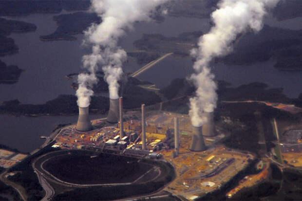 Япония всерьез решила полностью отказаться от угольных ТЭС