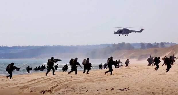 Бежать россиянам надо: НАТО планирует вторжение на начало июля