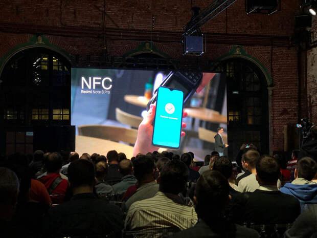 Долгожданный хит Redmi Note 8 Pro привезли в Россию