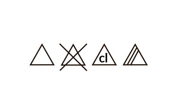 4. Треугольники полезное, этикетка