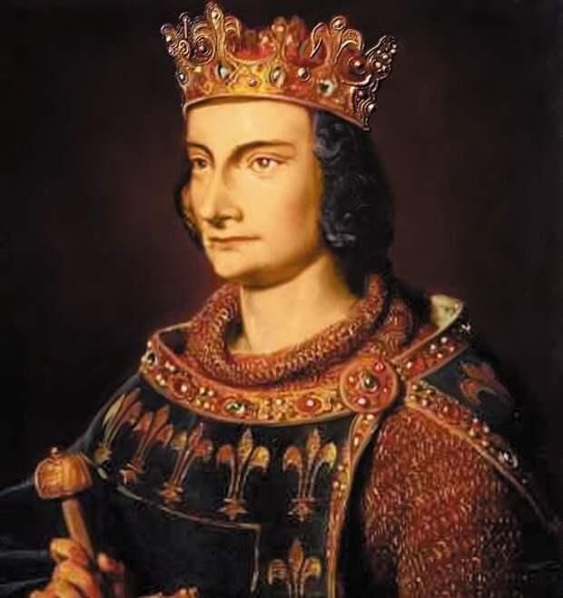 Король Филипп Красивый и орден тамплиеров.