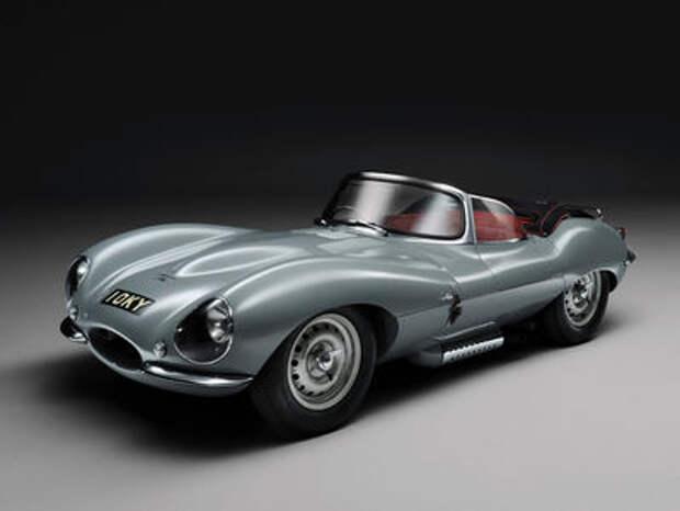 Назад в 50-е: Jaguar возобновит выпуск суперкара полувековой давности