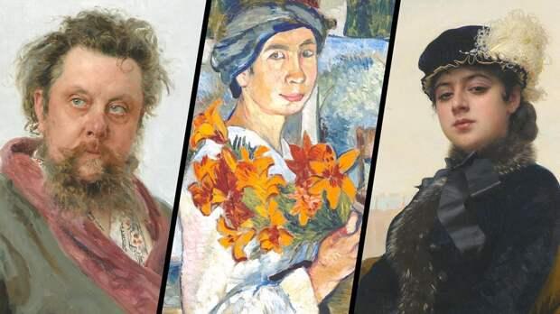 ТЕСТ: Кто из русских художников мог бы написать ваш портрет?