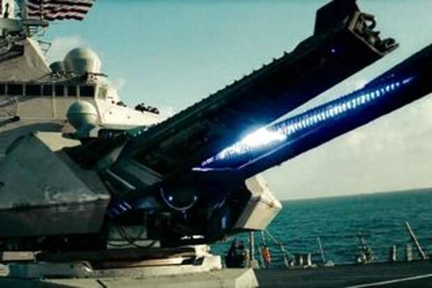 США направят на Россию рельсовые пушки из Латвии