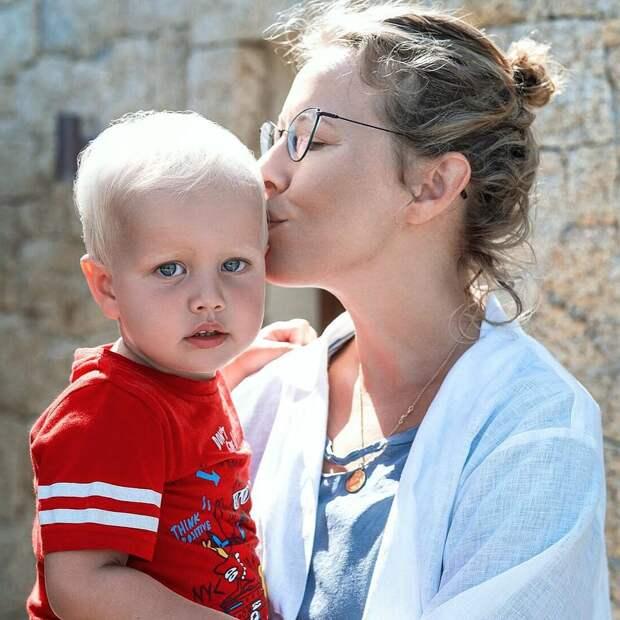 Ксения Собчак рассказала о походе с сыном в зоопарк