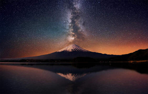 Фотографии гор Красивые горы со всего мира 6