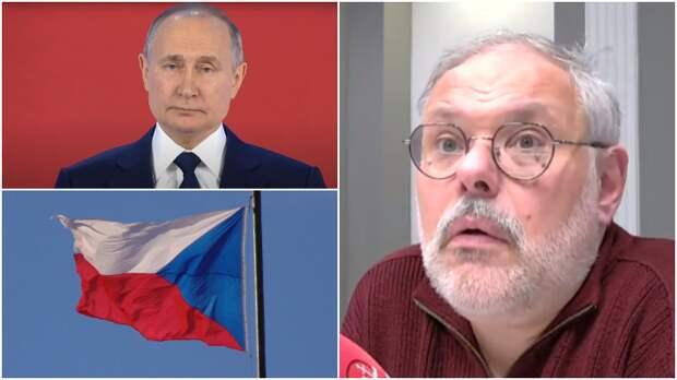 Хазин объяснил значение оговорки Путина о Варшавском договоре для Чехии и ее соседей