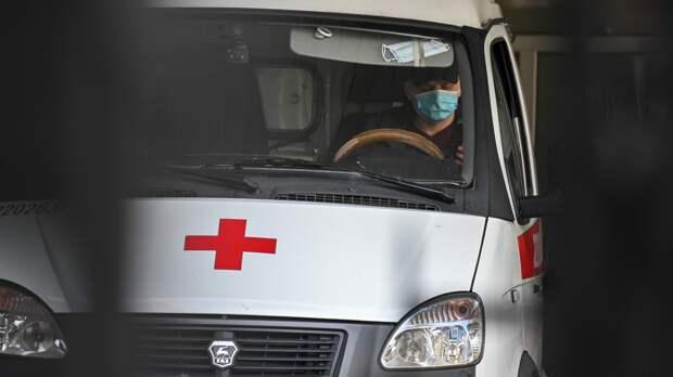 Еще двух москвичей госпитализировали с Совхозной улицы
