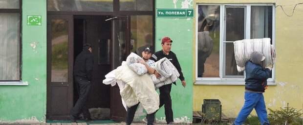 Мигрантов, обвиняемых в убийстве пенсионерки в Бужанинове, арестовали