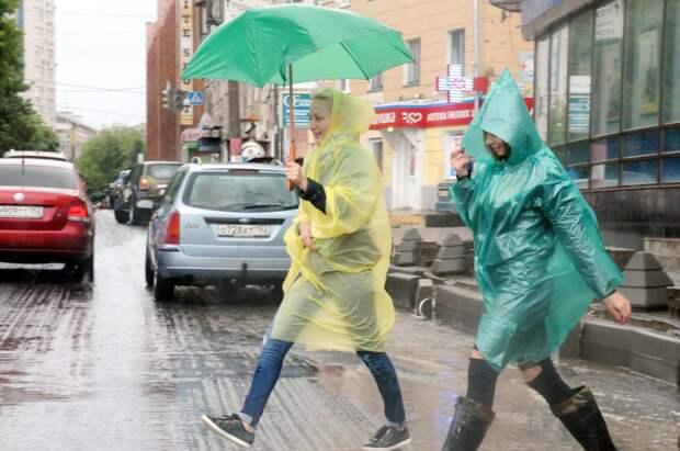 Холодная и пасмурная погода ждет нижегородцев на новой рабочей неделе