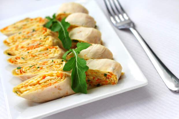 10 шикарных закусок из 3 ингредиентов