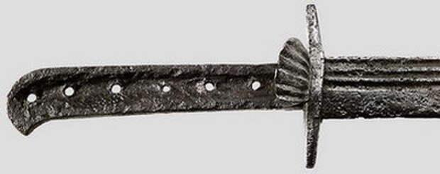 Гроссмессер. Большой нож. Очень большой.