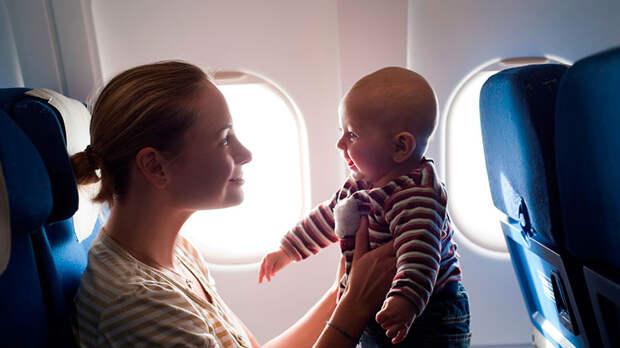 А знаете, как среди авиаперевозчиков называется ребенок до 12 лет?...