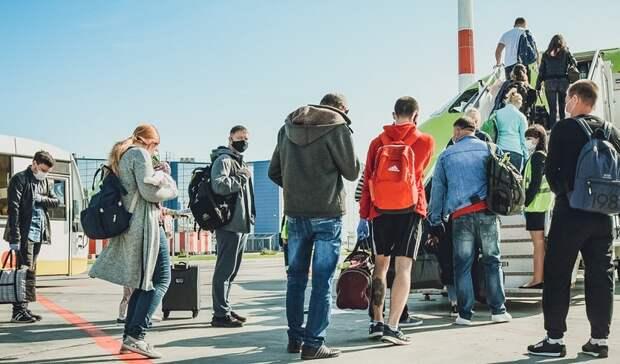 Большинство не попавших в Турцию россиян выбрало перенос туров