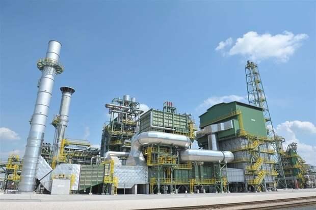 Установка КуйбышевАзот по производству аммиака в Тольятти. Рекордный проект 2018 года