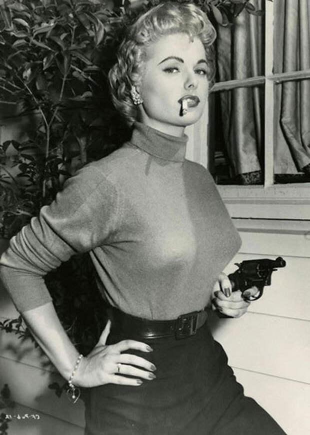 Королева второстепенных ролей 1950-х годов, роскошная актриса Марта Хайер