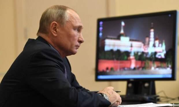 «Оторопь берет»: Президент высказался о российском телевидении