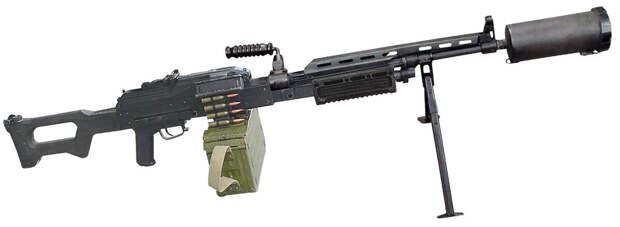 7,62-мм пулемёт аек-999 «Барсук»