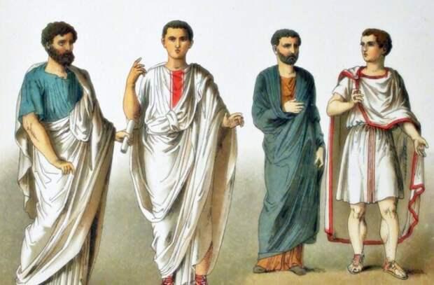 Как же выглядели древние римляне?