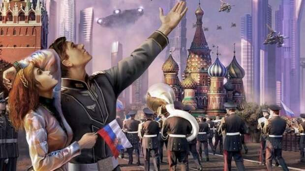 Die Welt : Сверхдержава Россия стала Третьим Римом