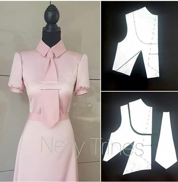 Красивая одежда: интересные и простые варианты 2