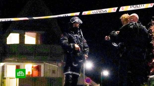 Число жертв нападения в Конгсберге возросло до пяти