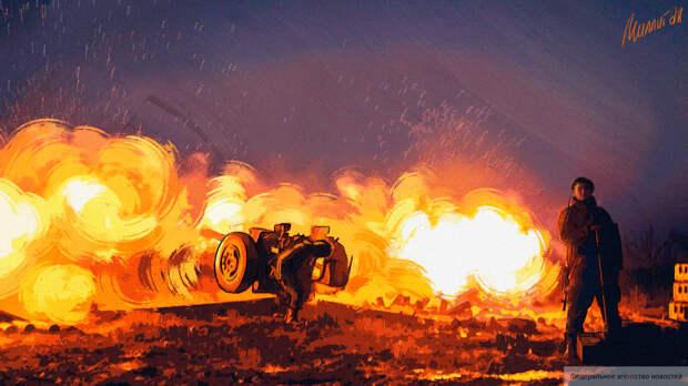 Боец ВСУ подорвался на неустановленном взрывном устройстве в Донбассе