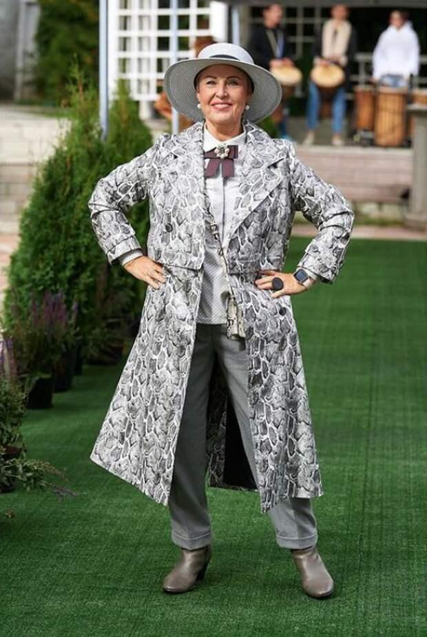 Как обычные россиянки старше 50-ти становятся моделями на Подиуме зрелой красоты