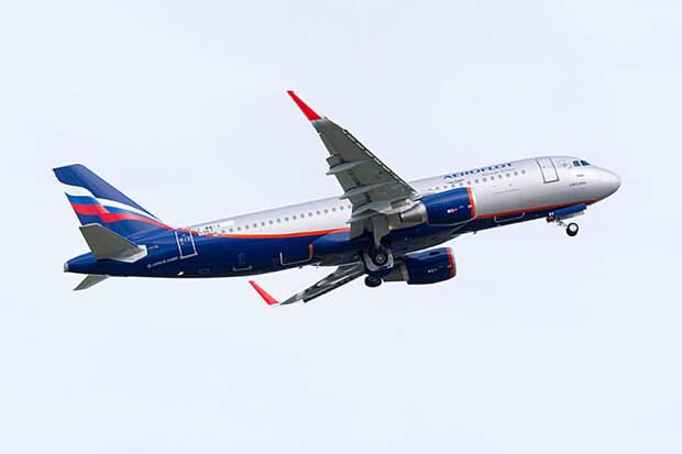 «Аэрофлот» возобновляет полёты в Ниццу