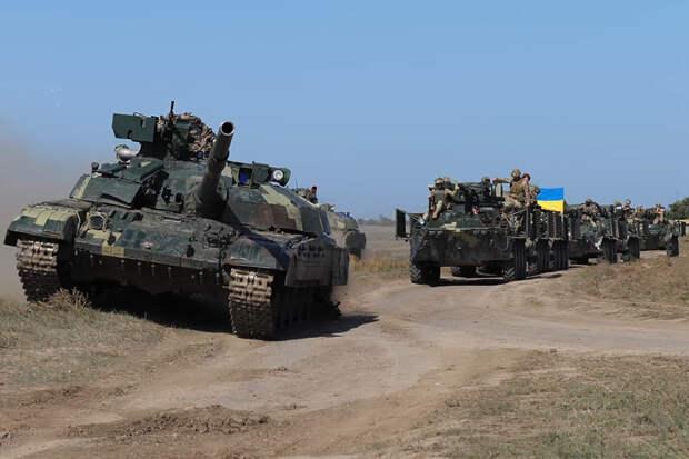 """Нехватка танков: неудачный украинский Т-64БМ """"Булат"""" вернули в войска"""