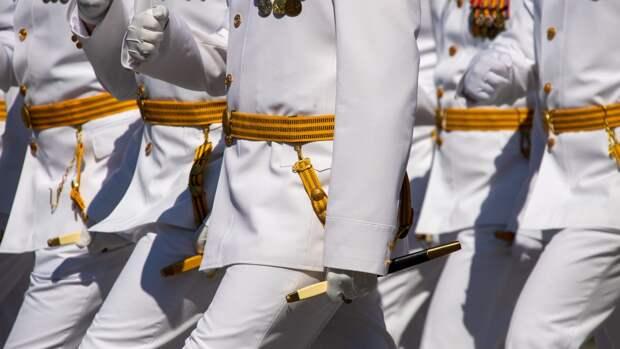 В Калининграде состоялась церемония выпуска офицеров ВМФ России