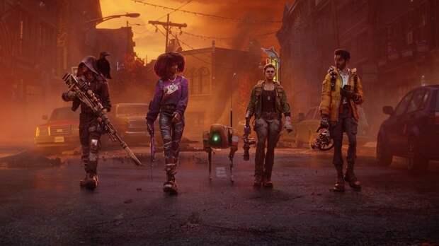Разработка кооперативного шутера Redfall от создателей Dishonored началась ещё в августе 2017 года