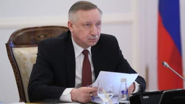 Александр Беглов утвердил выплату компенсаций школьникам, нуждающимся в диетическом питании