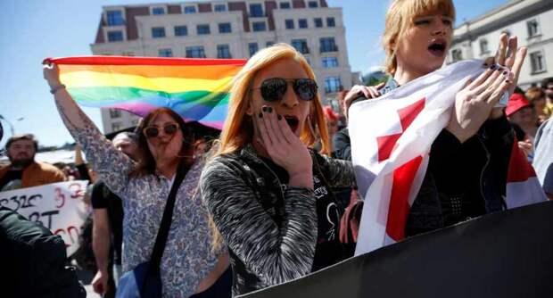 ЛГБТ-братство ждет пробуждения Госдепа
